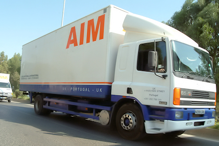 algarve removals international movers