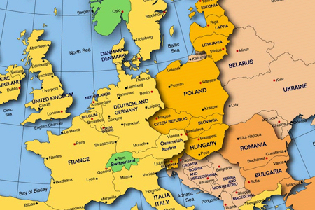 moving europe
